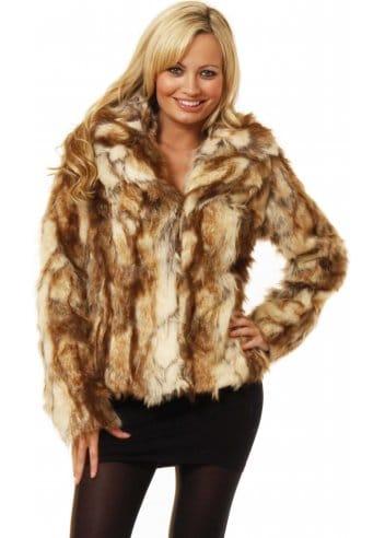 Faux Fur Coats Women