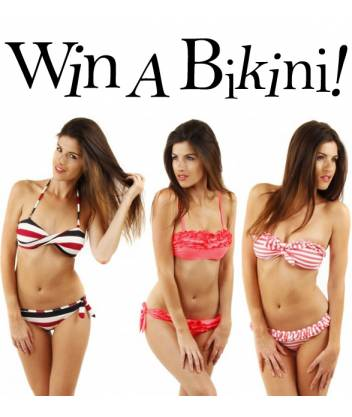 WIN A Boutique Bikini Of Your Choice!
