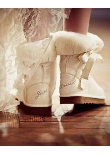 Love From Australia Just Married Boots Love From