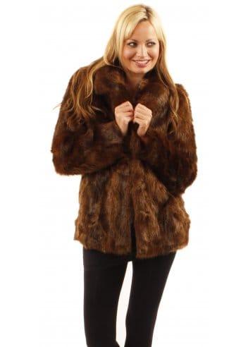 Ruby Amp Ed Faux Fur Jacket Faux Fur Jacket Women S