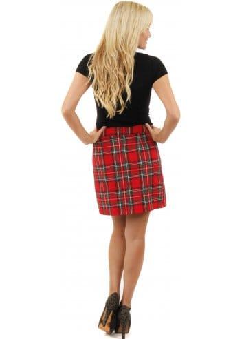 Kilt Mini Skirt 76