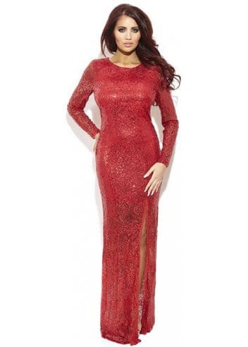 Amy Childs Stefanie Dress Amy Childs Maxi Dress As