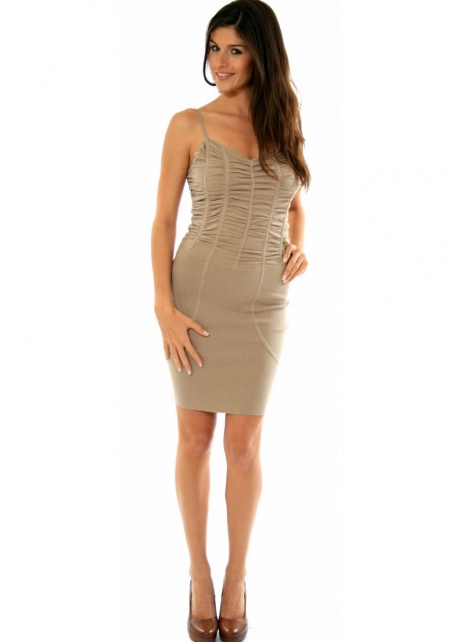 Supertrash Dresscode Body Con Dress