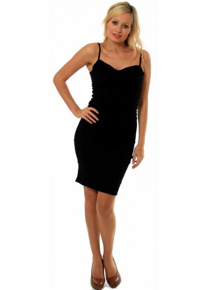 Supertrash Dress - Dresscode Black Body Con