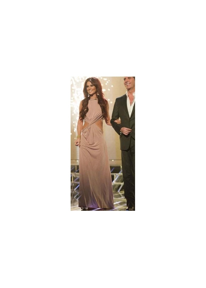 Dress - EXCLUSIVE Cheryl Cole&#039;s X Factor Dress