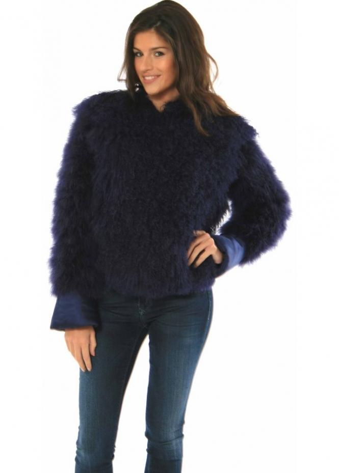 Pinko | Pinko Jacket | Pinko Fur | Pinko Bucaneve Jacket