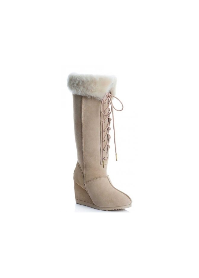 Love From Australia Boots | Victoria Wedge Boots | Love From Australia Online