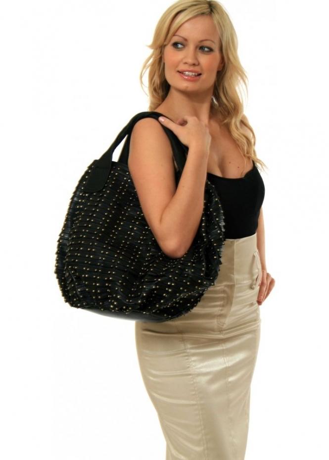 Tabitha Bags | Buy Tabitha Bags | Tabitha Studded Stardust Bag