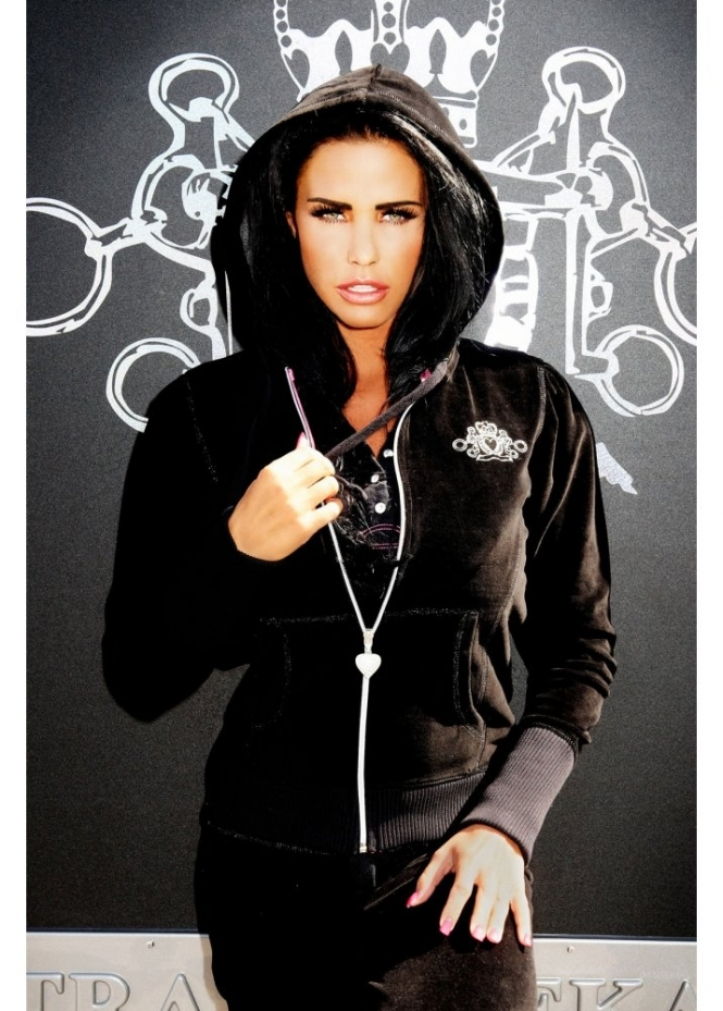 Katie Price Hoodie | KPE Equestrian Collection | Katie Price Equestrian