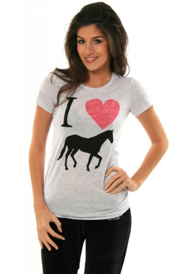 Katie Price T Shirt | KP Equestrian | Katie Price Equestrian T Shirt
