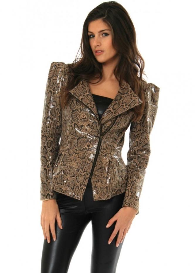 Chique | Chique Clothing | Chique Jacket | Chique Leather Jacket