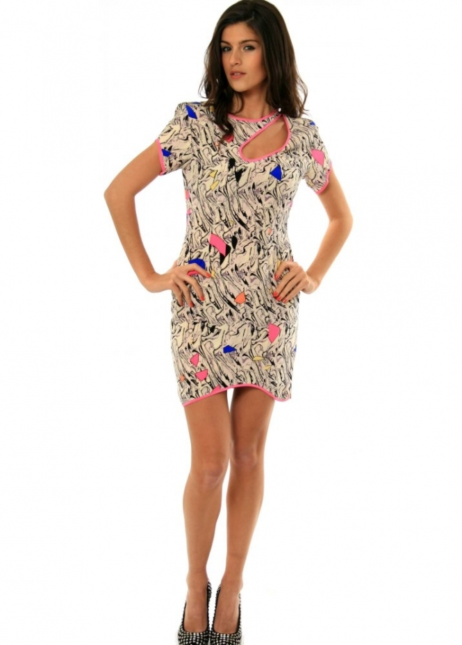 Olivia Rubin Dresses | Olivia Rubin Teardrop Dress | Olivia Rubin Official Stockist