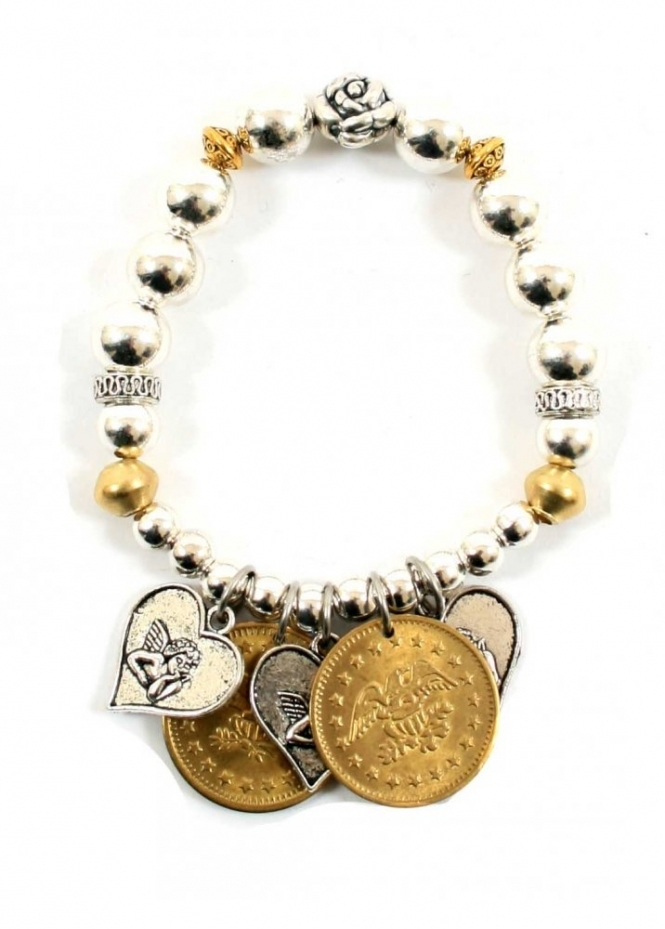 andyANDmolly token of love | andyANDmolly bracelet | andyANDmolly jewellery
