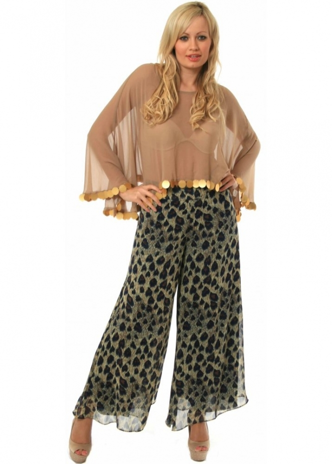 Jovonna London Palazzo Pants | Buy Jovonna Sonia Palazzo Pants @ Designer Desirables