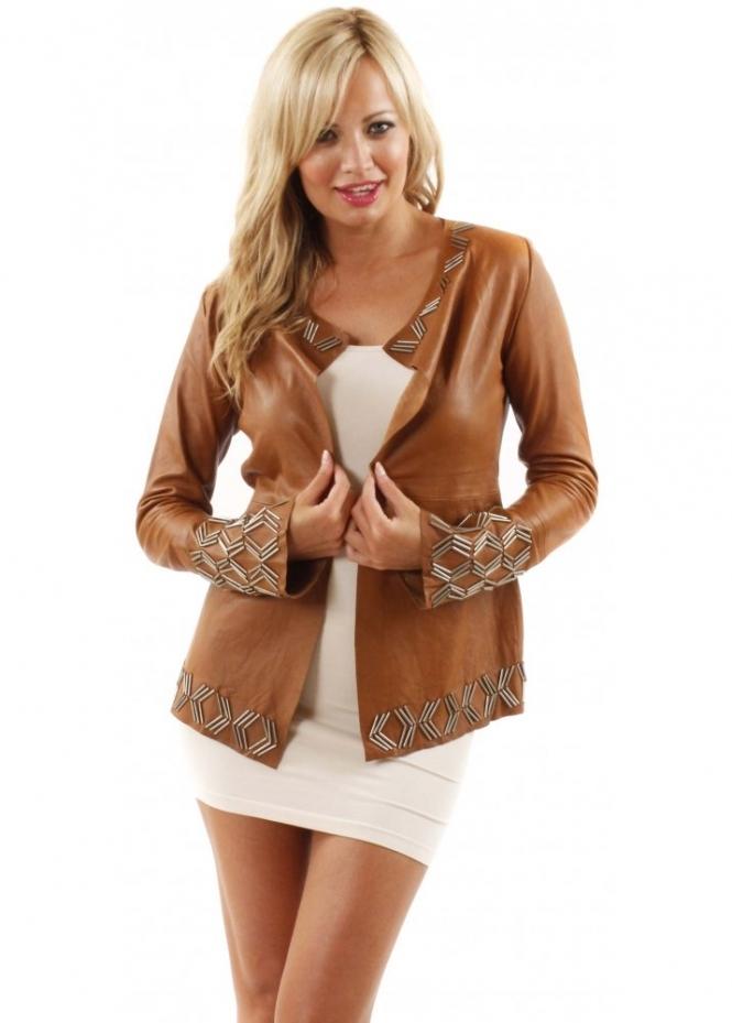 One teaspoon leather jacket