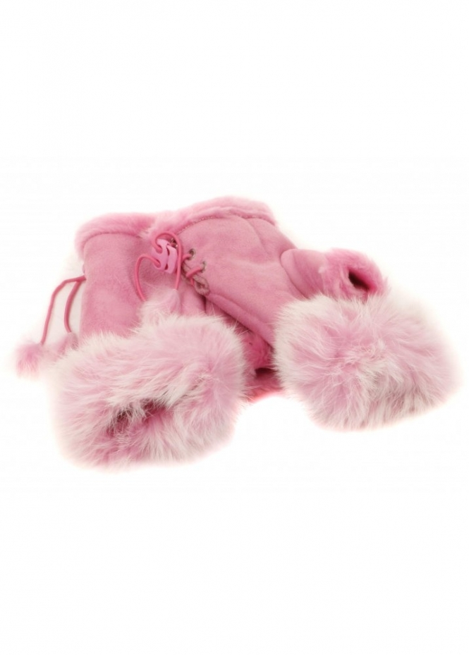 Designer Fur Gloves Fingerless Gloves Shop Faux Fur Gloves
