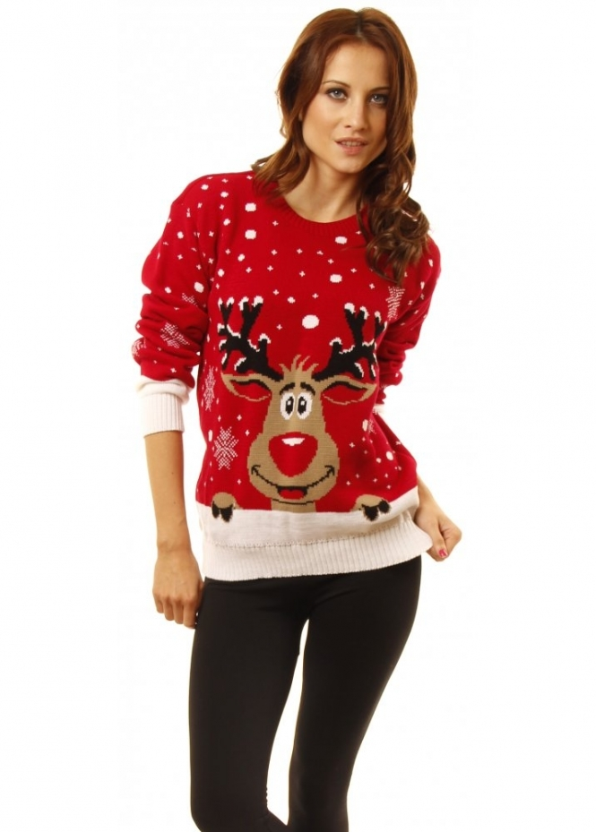 View all Christmas Buy the best quality Christmas jumpers and look the part this festive season. With all the classics designs available such as reindeer, snowman, Christmas trees, polar bear, penguins, Santa, Fairisle and more you'll soon get into the holiday spirit. They're also a .