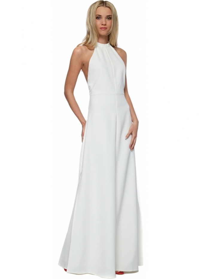 Jarlo Fabia Dress In Ivory Buy Jarlo Dresses Online