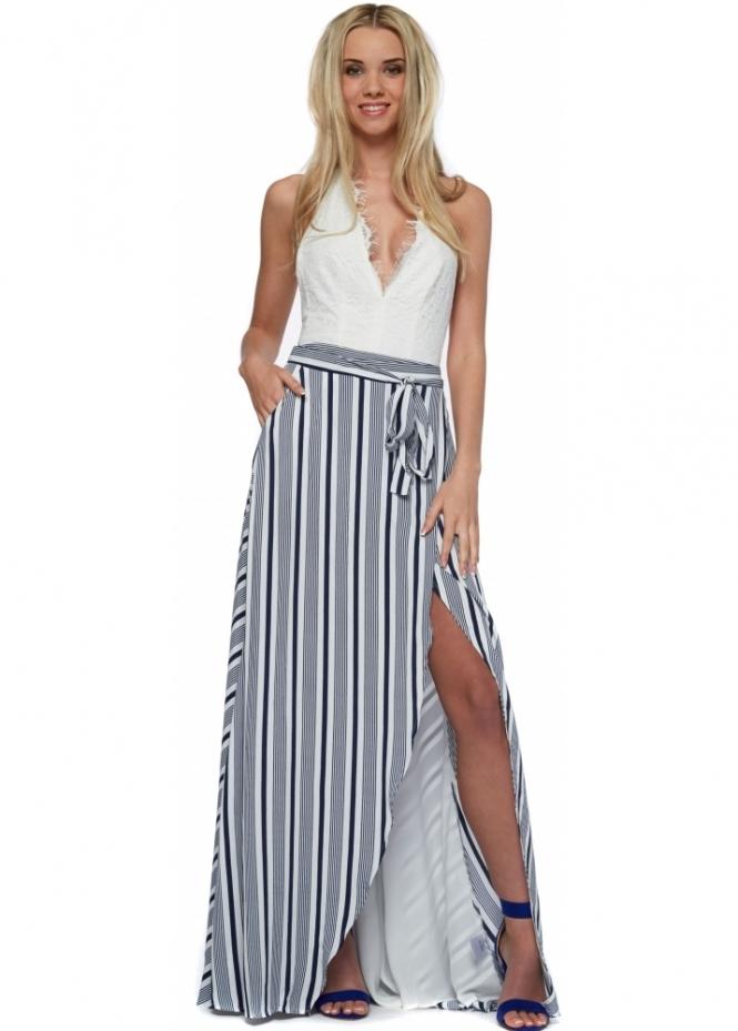 The Jetset Diaries Her Allies Wrap Maxi Skirt