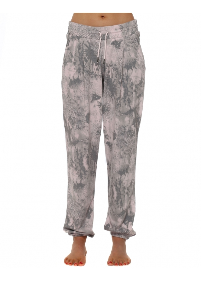 A Postcard From Brighton Debbi Dandy Lion Buff Sweat Pants