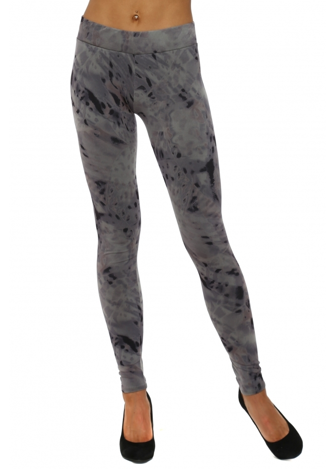 A Postcard From Brighton Rafa Rain Shadow Bark Leggings