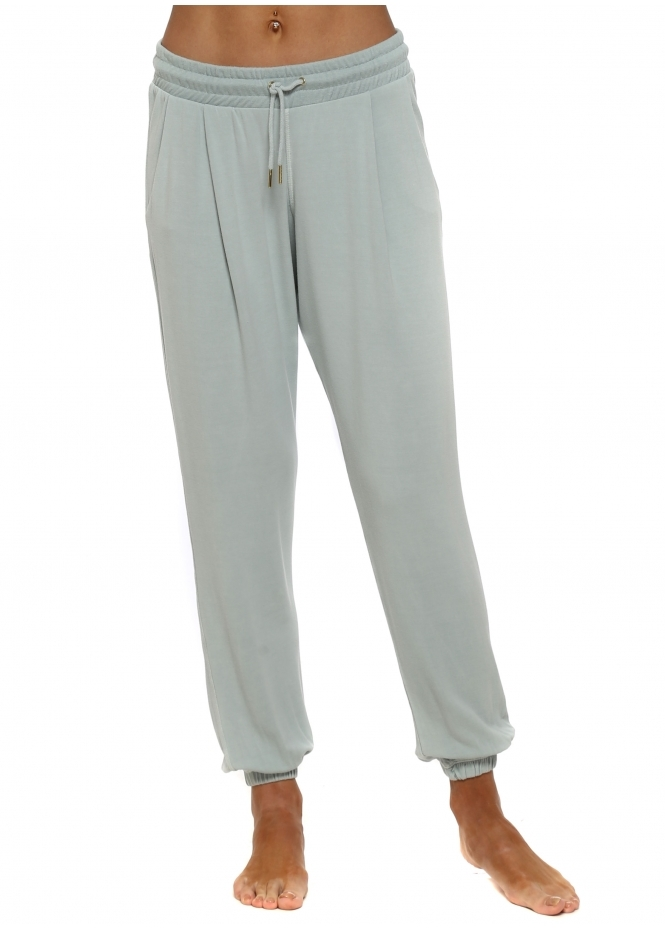 A Postcard From Brighton Valerie Julep Grey Jogger Pants