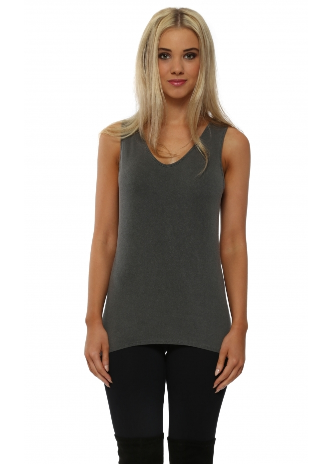 A Postcard From Brighton Jeanie Thunder Jersey Vest