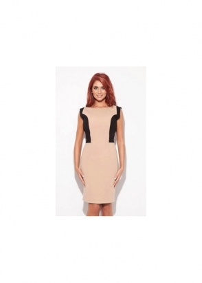 Amy Childs Billie Tailored Shift Dress