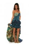 Dress Short Front Long Back Style 17407