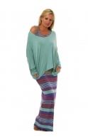 Skirt Liddy Striped Maxi