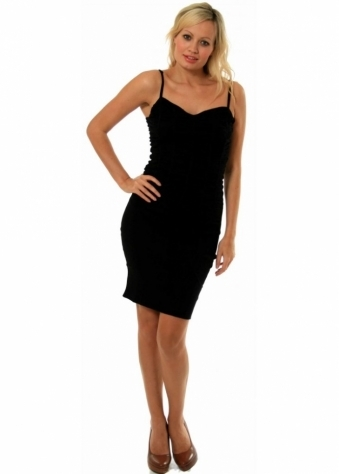 Dress - Dresscode Black Body Con