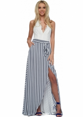 The Jetset Diaries Her Allies Wrap Maxi Skirt