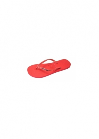 Gandys Originals Necker Red Flip Flops