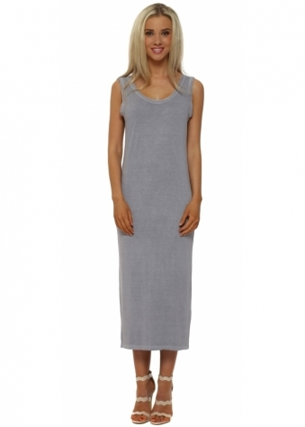 A Postcard From Brighton Nancy Pearl Jersey Midi Dress