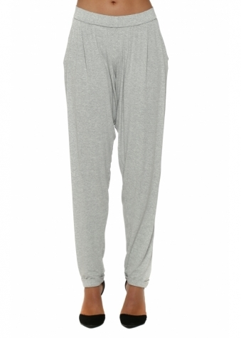 Foam Melange Chillings Loose Fit Pants