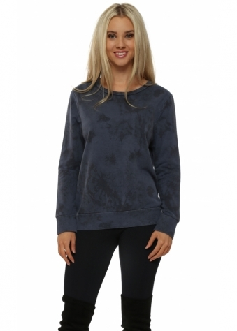 Dakota Wet Slate Dandy Lion Sweater