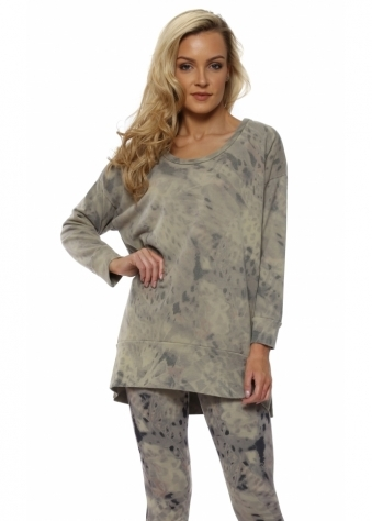 Raquel Nomad Rain Shadow Oversized Sweater