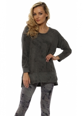 Raquel Bark Rain Shadow Oversized Sweater