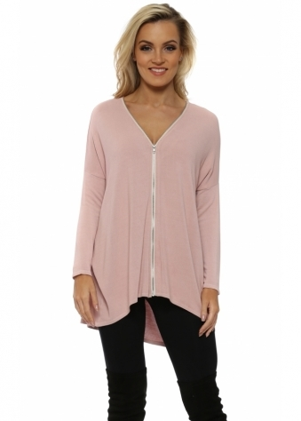 Flick Chalk Double Ended Zip Top