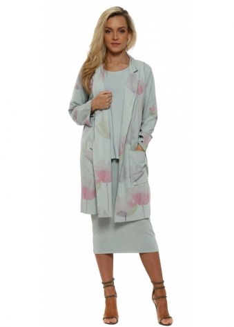 Alexis Arty Bloom Julep Grey Jacket