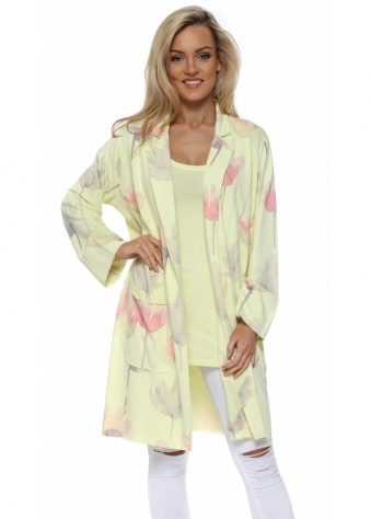 Alexis Arty Bloom Lemonade Jacket