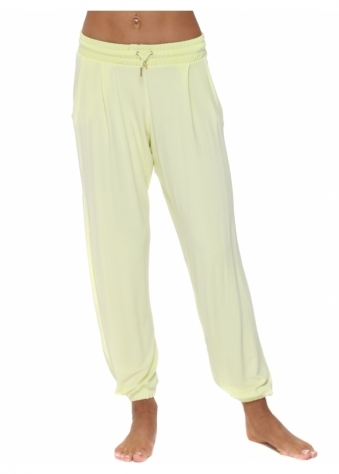 Valerie Lemonade Jogger Pants