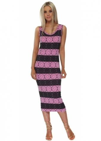 Lacey Love Lace Pencil Dress In Passionata