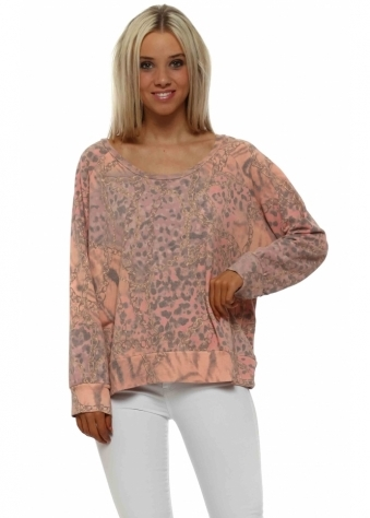 Wanda Wild Bling Seduction Sweater