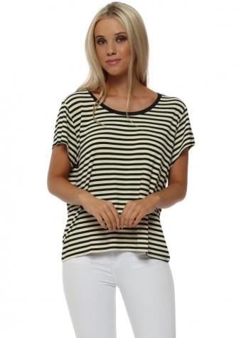Hanna Hello Sailor Stripe Colada T-Shirt