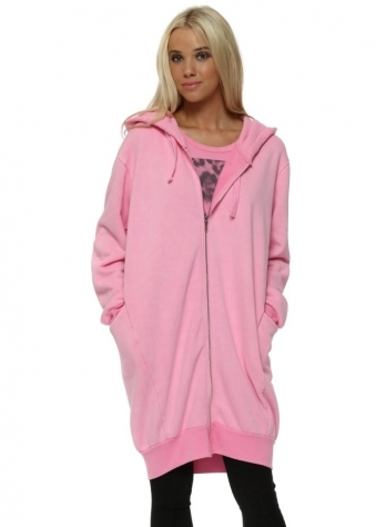 Penelope Passion Hooded Fleece Parker
