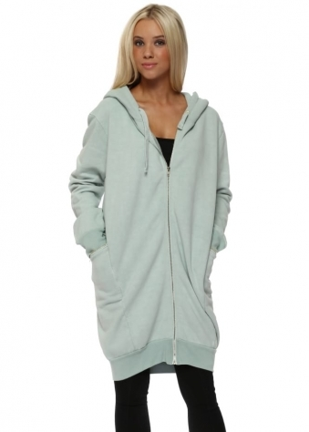 Penelope Silt Hooded Fleece Parker