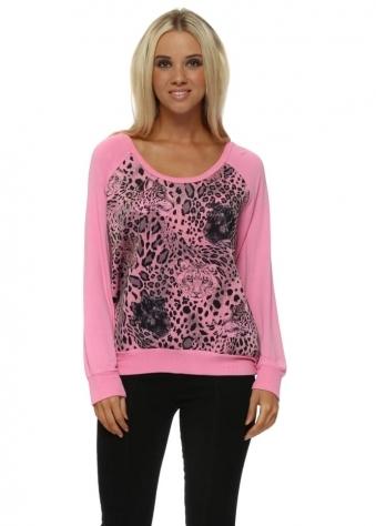 Passion Sophie Selfie Leopard Kat Sweater