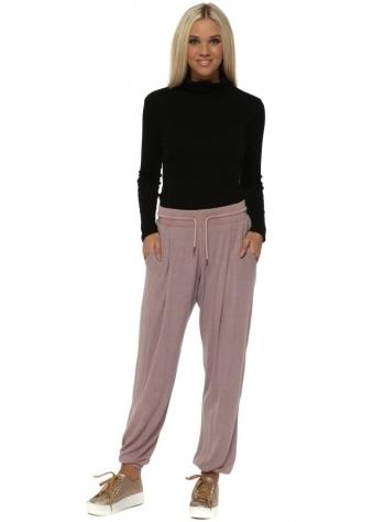 Valerie Tawny Melange Hero Jogger Pants