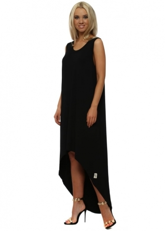 Dressie Black Tunic Dress